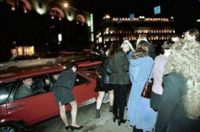 Редкие и интересные фотографии из 1990-х