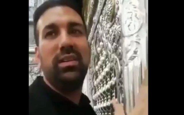 Облизывать ограды мечетей — это значит не бояться коронавируса