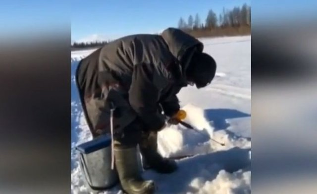 Рыбалка, о которой мечтает каждый