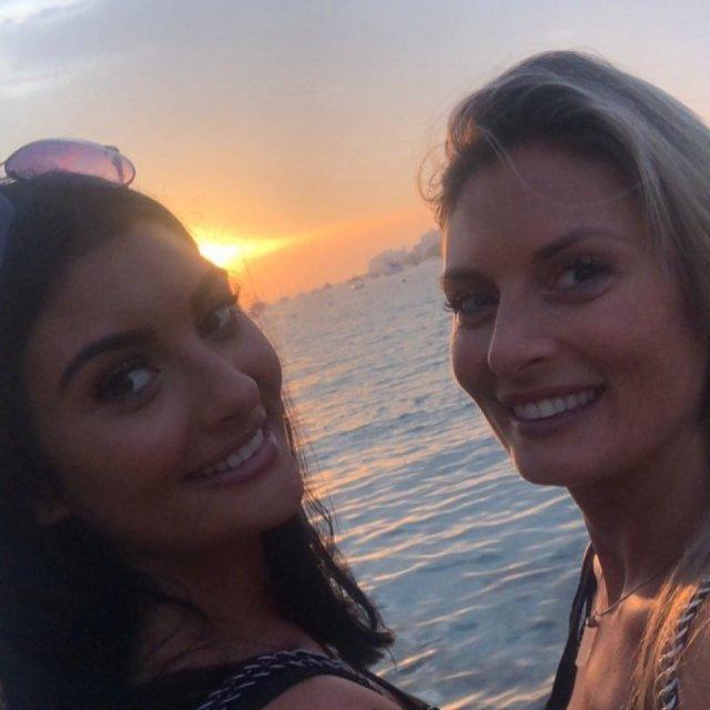Соня и Рене Магнье – мать и дочь, которых часто принимают за родных сестер