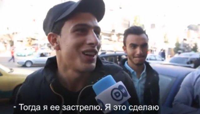 Иорданцев спросили о правах женщин