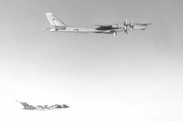 Самолеты над океаном