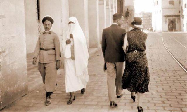 Улица Алжира