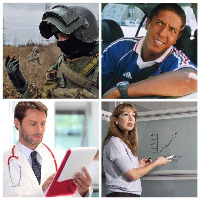 Профессии, которые влияют на психику человека (9 фото)