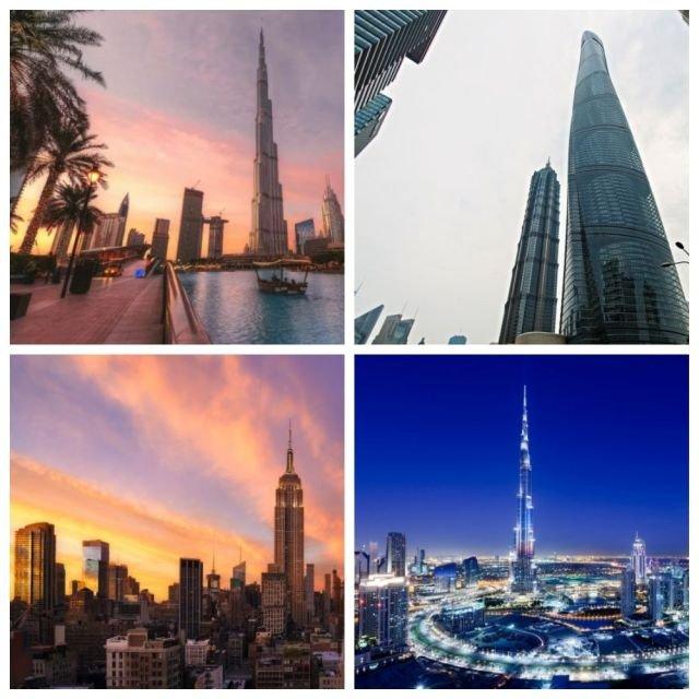 Подборка интересных фактов про самые высокие здания в мире (8 фото)