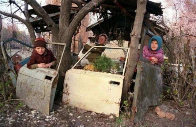 Детство без Интернета, 1990-е