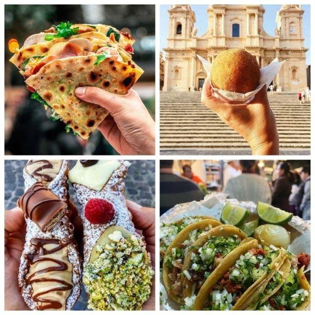 Гайд гастрономического путешественника: вкуснейшие и дешевые блюда уличной кухни (20 фото)