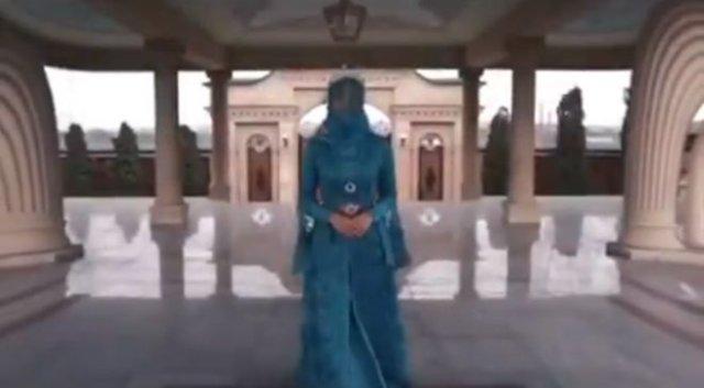 «Я ем из золотых блюд»: дочь правой руки Кадырова похвасталась роскошной жизнью, записав видео