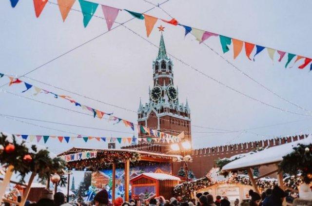 В Москве запрещают массовые мероприятия