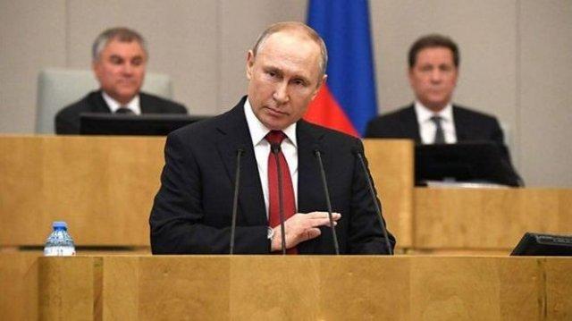 Конституционный суд признал обнуление сроков Владимира Путина легитимным