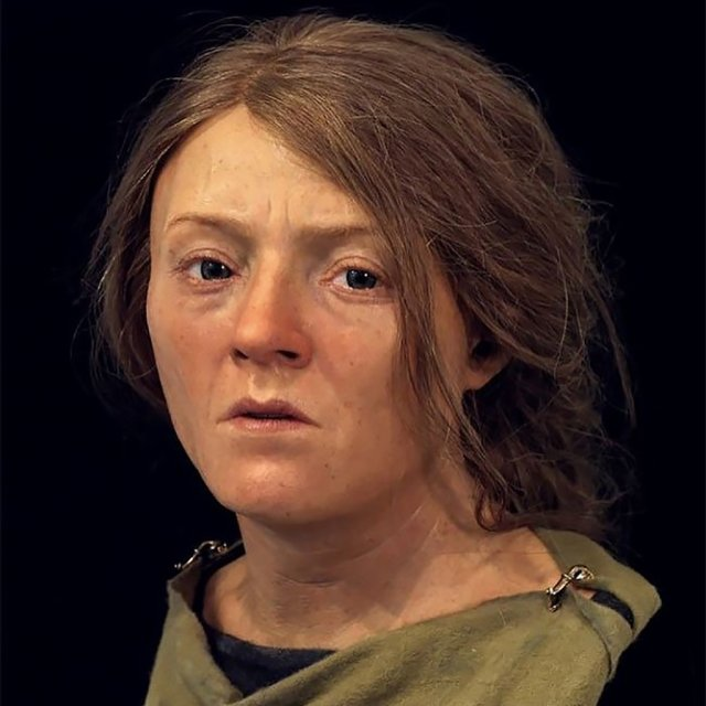 реалистичные портреты древних людей