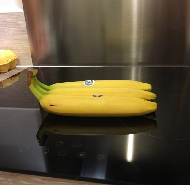 Ровные бананы