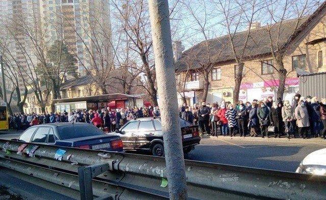 Украинцы недовольны ограничениями в общественном транспорте из-за коронавируса