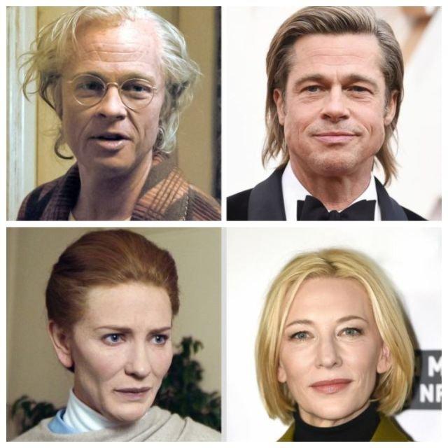 Актеры, которые постарели совсем не так, как думали гримеры (10 фото)