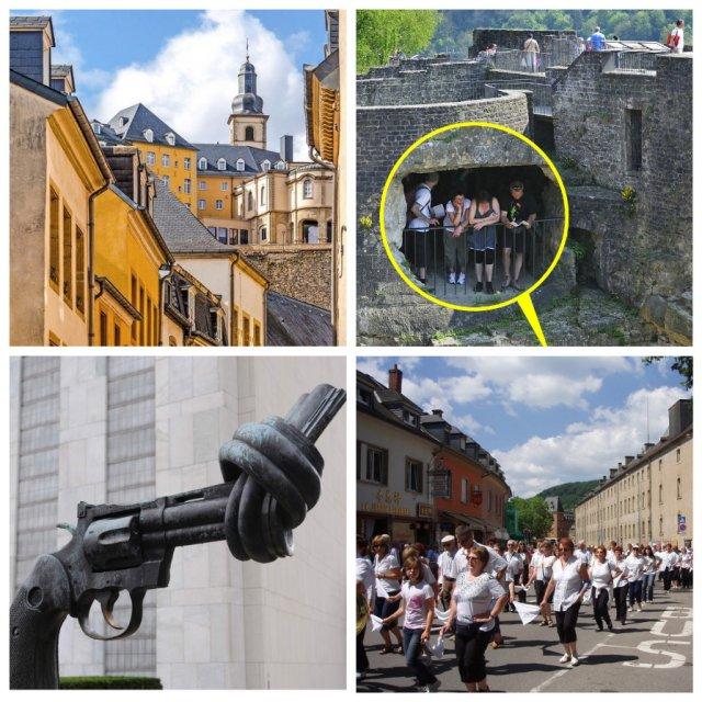 Места в Люксембурге, которые делают его исключительным местом (7 фото)