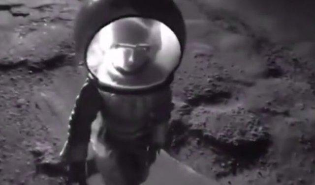"""В Перми сняли """"высадку на поверхность Луны"""""""
