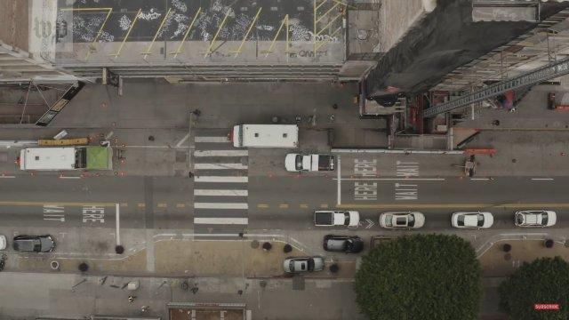 Бостон и Лос-Анджелес опустели из-за коронавируса