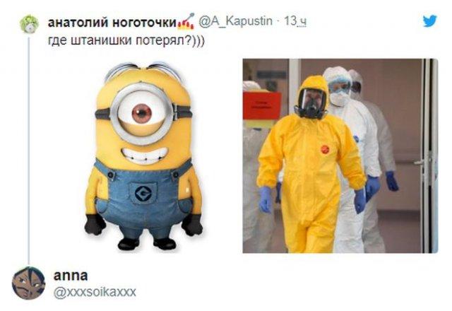 Владимир Путин стал мемом после посещения больницы с заболевшими коронавирусом