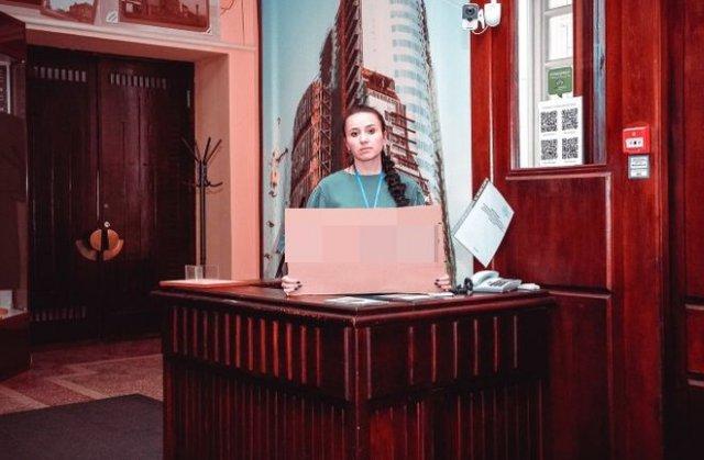 Сотрудники Красноярского краеведческого музея нашли себе развлечение на время карантина