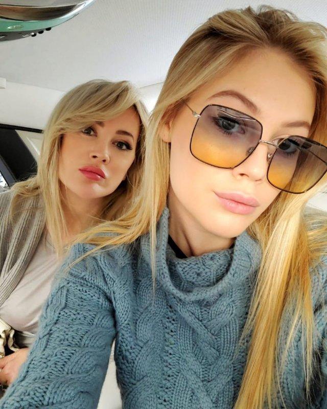 дочь Стаса Михайлова – Еву Канчельскис