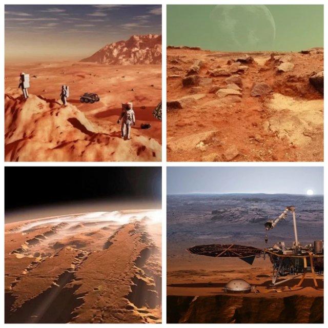 Загадки Марса, которые еще не разгаданы (6 фото)