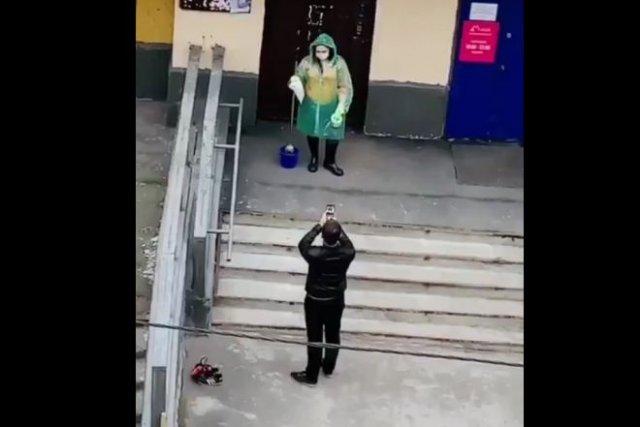 Дезинфекция по-русски