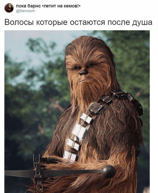 Парень рассказал, как его мама называет персонажей из «Звездных войн» - и вышло очень смешно