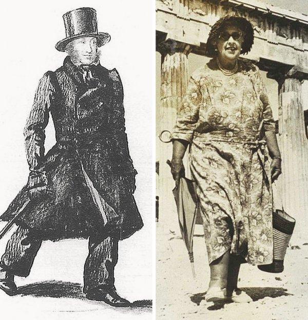 Александр Пушкин и Агата Кристи