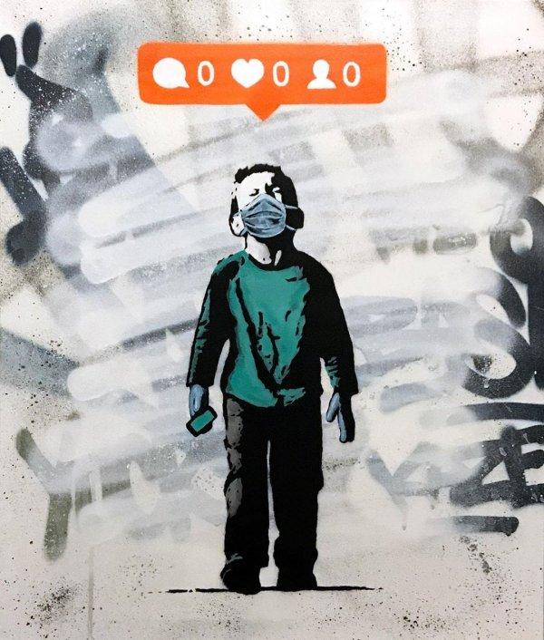 Граффити из Ванкувера