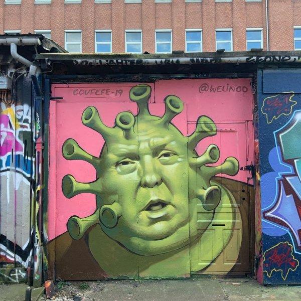 Работы художника из Копенгагена