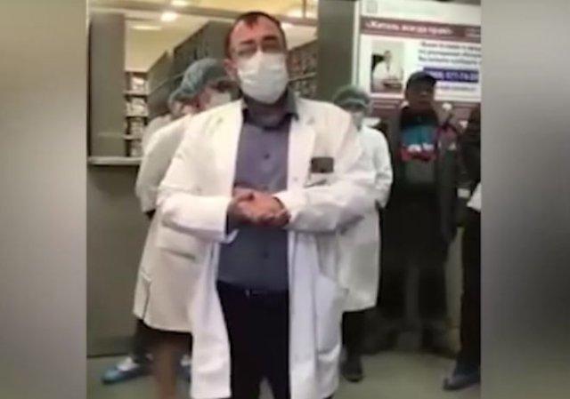 Мужчина с коронавирусом пришёл на рентген в Лобне, скрыв свой диагноз