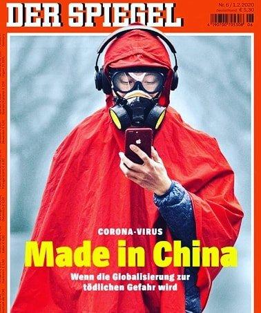 Мировые СМИ с обложками на тему коронавируса