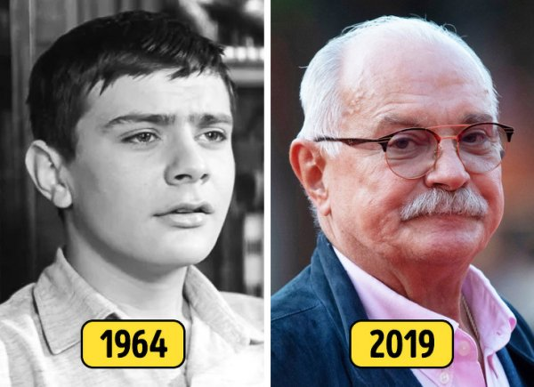 Никита Михалков — 21 октября (75 лет)