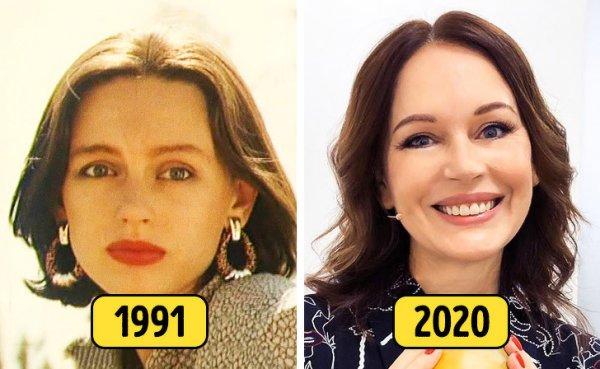 Ирина Безрукова — 11 апреля (55 лет)