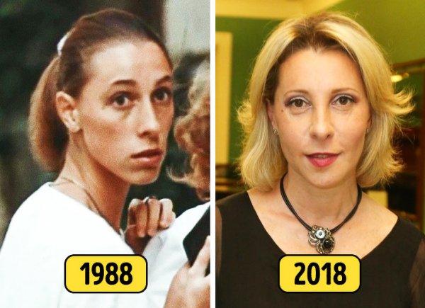 Юлия Рутберг — 8 июля (55 лет)