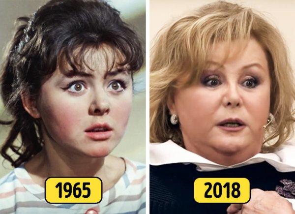 Наталья Селезнева — 19 июня (75 лет)