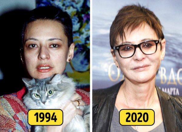 Ирина Хакамада — 13 апреля (65 лет)