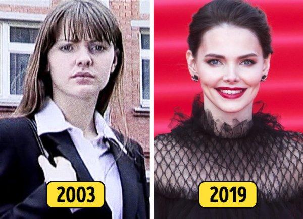 Елизавета Боярская — 20 декабря (35 лет)