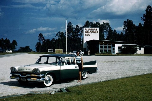 Соединенные Штаты Америки в 1950-х годах