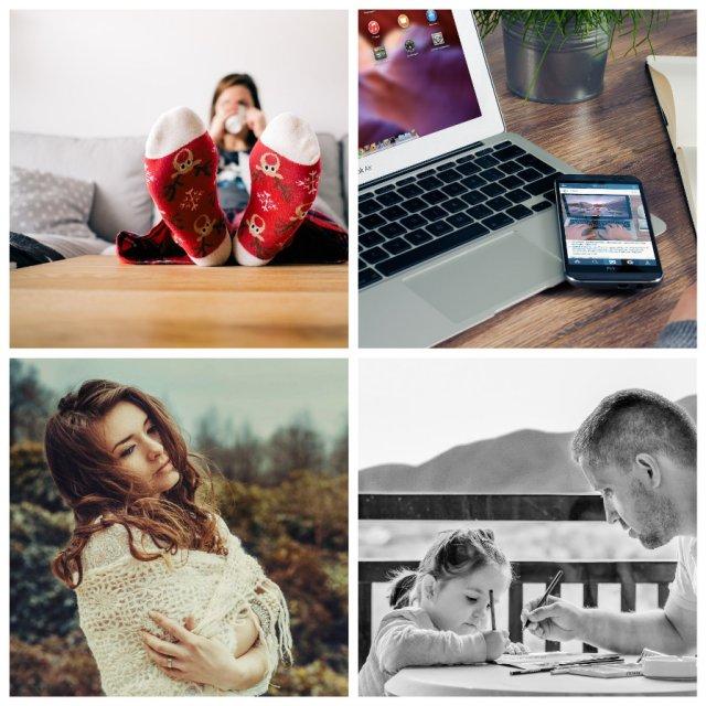 Как работать дома во время режима самоизоляции? (7 фото)