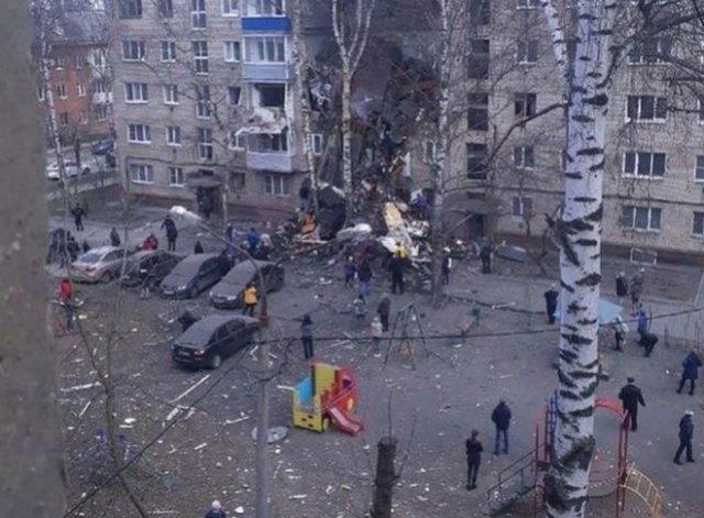 В жилом доме в Орехово-Зуеве прогремел взрыв — есть погибшие