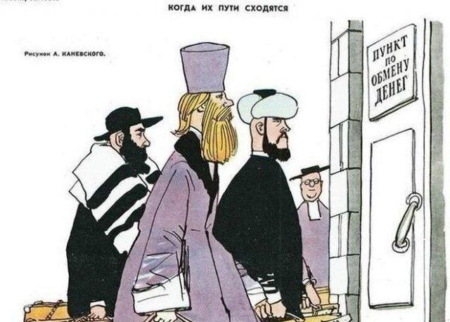 Карикатуры из советского журнала, ставшие актуальными сегодня