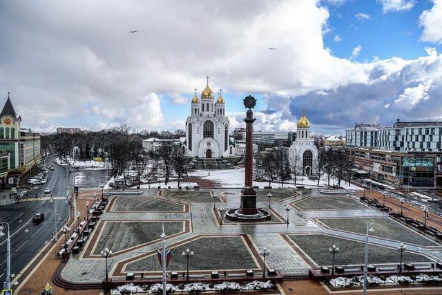 Сочи, Петербург и другие города опустели