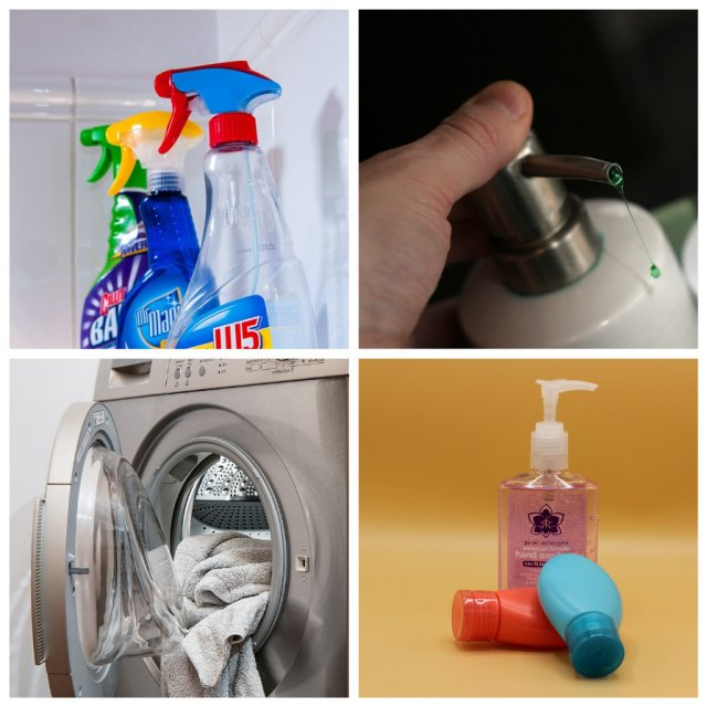 Чем убить коронавирус в домашних условиях (5 фото)