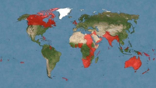 ТОП-10 самых больших империй в истории (10 фото)