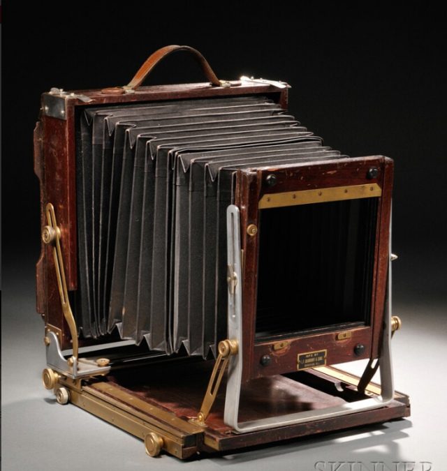 İlk kameralardan biri