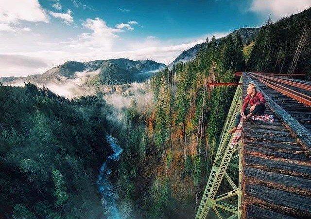 Красивые места на нашей планете