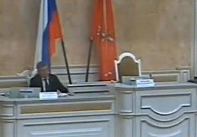 Спикер парламента Петербурга Вячеслав Макаров рассказал о новом лекарстве от вируса