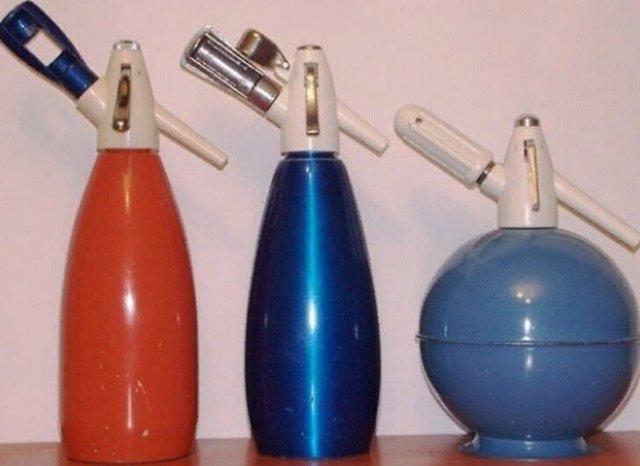 Сифоны для газирования воды