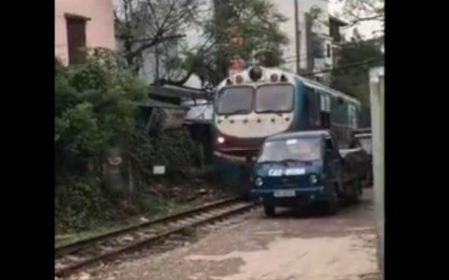 Не подумал, где припарковался